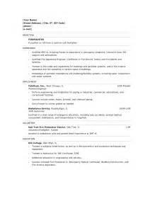 wildland firefighter description for resume fighter resume firefighter resume resume fighters and resume