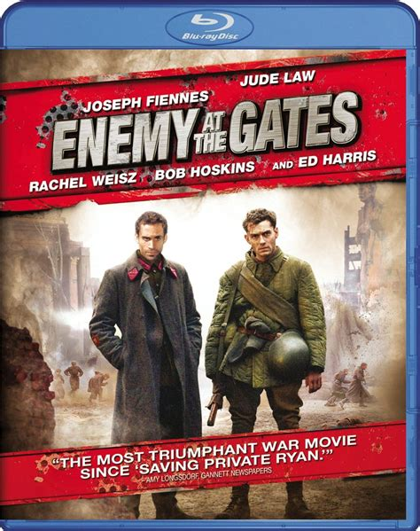 Enemy at the Gates DVD Release Date August 14, 2001