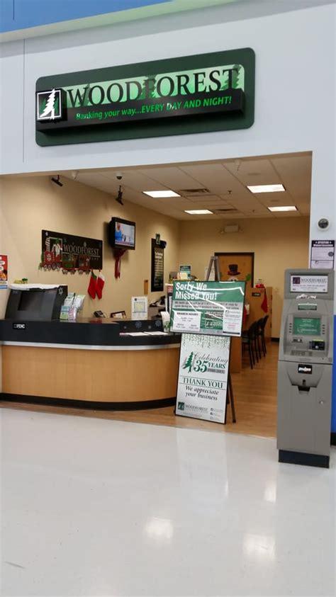 Woodforest Bank  Banks & Credit Unions  1451 Woodruff Rd
