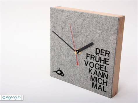Bastelidee Fuer Kreative Wanduhren by Originelle Wanduhr Seien Sie Kreativ Archzine Net