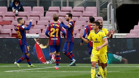 Lionel Messi nets 650th Barcelona goal against Athletic ...
