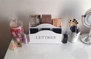 Boite De Rangement Maison Du Monde : mon rangement maquillage purple dream blog beaut et ~ Preciouscoupons.com Idées de Décoration