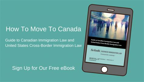 Download Our Guide On How To Move To Canada