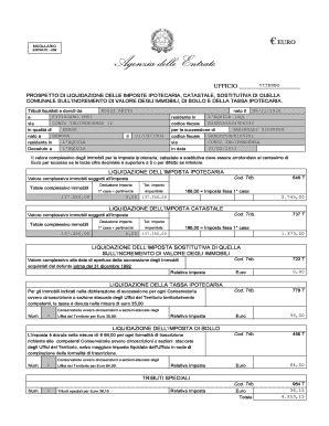 Ufficio Entrate Viterbo - fillable modulario entrate 006 agenzia delle