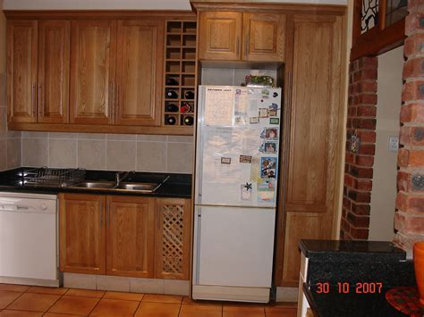 Oak Cupboards   Nico's Kitchens