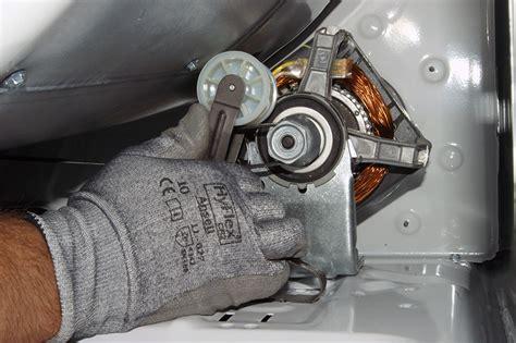 replace  dryer idler pulley repair guide