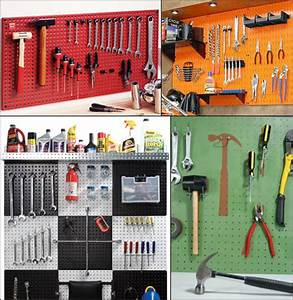 The basics of tool organization systems, Part 1: Pegboard