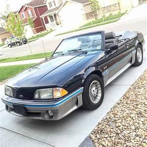 1989 Mustang GT Convertible | Maxlider Brothers Customs