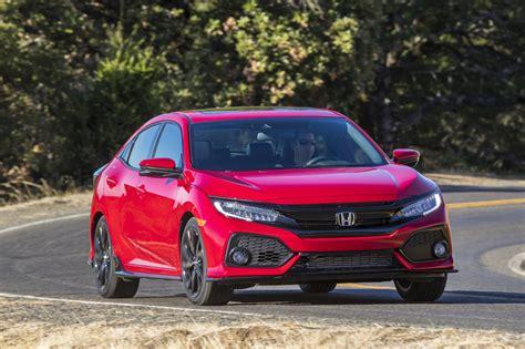 2017 Honda Civic Hatchback Road Test Review