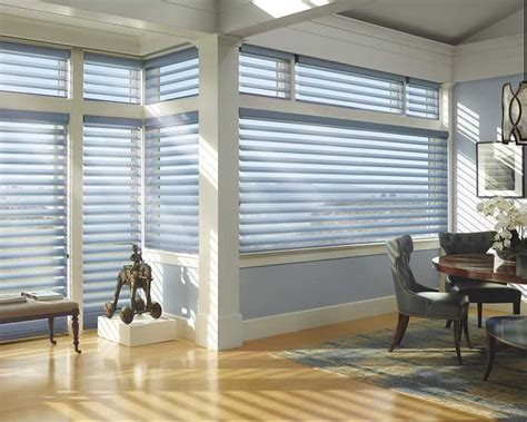 Window Covering Stores by Sheer And Soft Window Shadings Window Treatments A