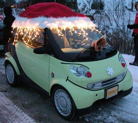 car decorations  christmas parade