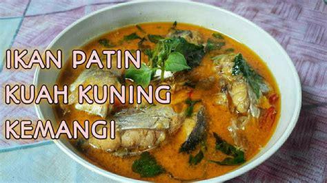 Kuih tat nanas), brunei and singapore in various forms. RESEP IKAN PATIN KUAH KUNING KEMANGI - YouTube