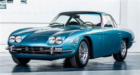 Touring's Bringing Ferruccio's Own Lamborghini 350 Gt To