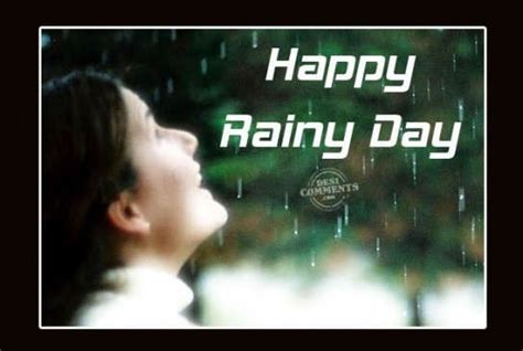 happy rainy day quotes wishes  sms messages quotes
