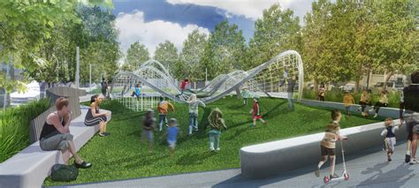 south park improvement project san francisco recreation