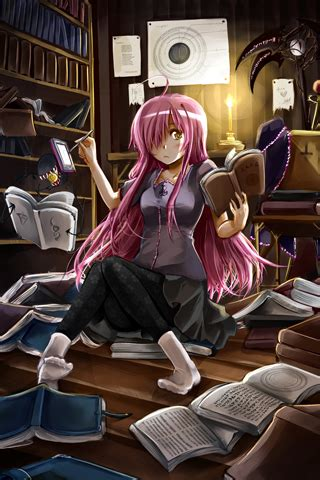 Anime Studying Wallpaper - anime studying in room iphone wallpaper mobile