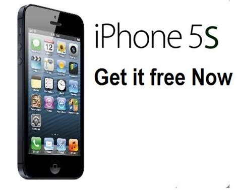 how to get on iphone get free iphone 5s get a free stuff free stuff