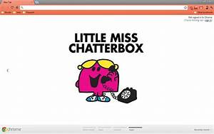 The gallery for --> Little Miss Chatterbox Wallpaper