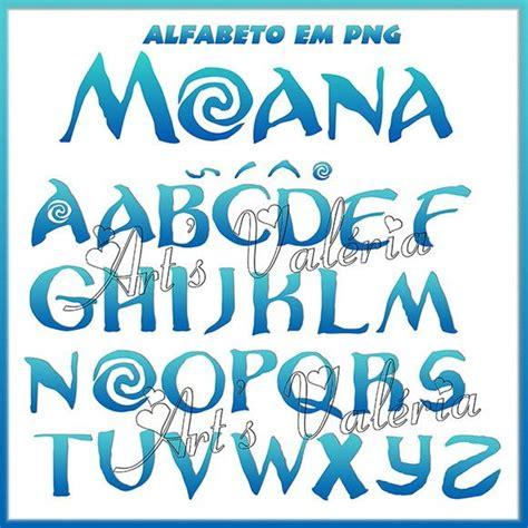 alfabeto azul moana em png confirma 231 227 o alfabeto e fontes
