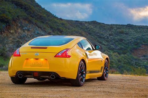 New Nissan 370z by 2018 Nissan 370z Heritage Edition Previewed At New York 2017