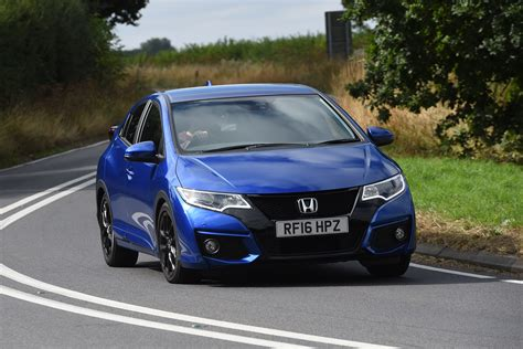 Honda Civic Sport 14 2016 Review  Pictures  Auto Express