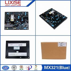 Mx321 Lixise Automatic Voltage Regulator For Generator Avr