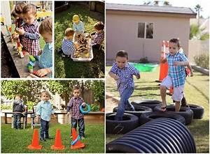Kindergeburtstag Spiele Für 4 Jährige : baustelle party zum kindergeburtstag spiele f r drau en geburtstag pinterest spiele f r ~ Whattoseeinmadrid.com Haus und Dekorationen