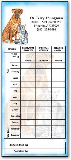 happy pets monthly health care checklist