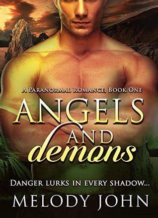 angels  demons book   melody john