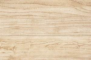 Close up of a light wooden floorboard textured background ...