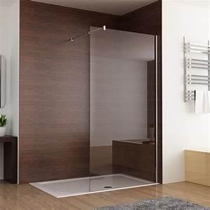 Duschtrennwand Bodengleiche Dusche : duschabtrennung walk in duschwand seitenwand dusche ~ Michelbontemps.com Haus und Dekorationen