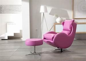 acheter votre fauteuil relax contemporain pivotant et With fauteuil moderne cuir
