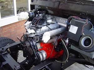 Engine Fitting  U2014 Nick U0026 39 S Land Rover  U2013 Series Iii Rebuild And Restoration