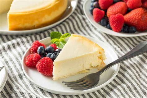 Ņujorkas siera kūka   Receptes