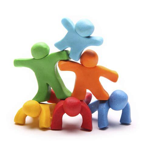 Teamwork Clip Figurine Clipart Teamwork Pencil And In Color Figurine