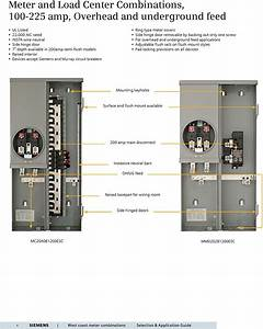 Meter Base And Disconnect Wiring Diagram