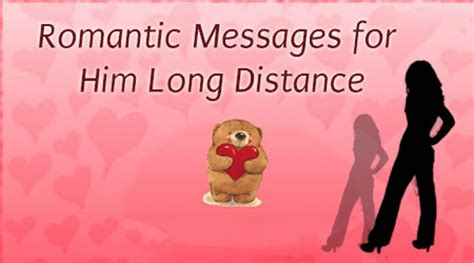 romantic messages   long distance