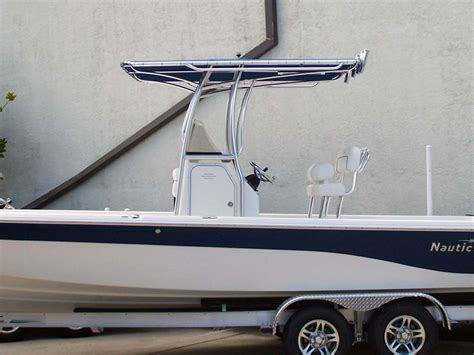 Bay Boat T Top Accessories by Custom Marine T Tops For Center Consoles By Action Welding