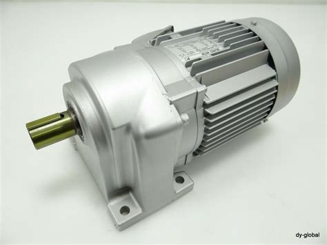 Motor Electric 4kw 220v by Geared Motor Mgx2ms09a0a0as Ratio 1 10 220v 750w 1hp New