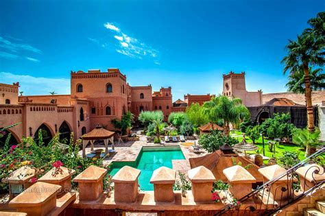 media luxury hotel ouarzazate