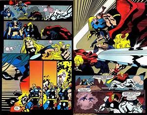 Superman Vs. Magus - Battles - Comic Vine