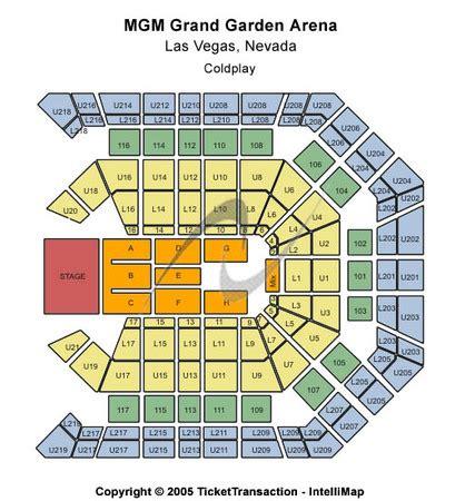 mgm grand garden arena capacity mgm grand garden arena tickets in las vegas nevada