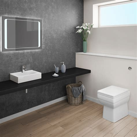 Kyoto Modern Bathroom Suite  Now Online At Victorian