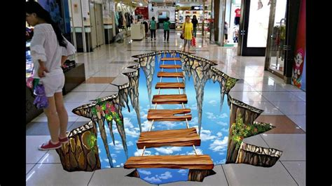 Over 25 Creative Ideas To Decorate Floor 3d