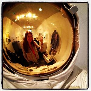 Galaxy Astronaut Helmet Reflection (page 3) - Pics about space