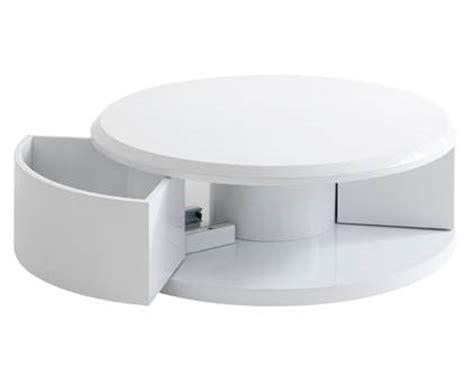 table de cuisine ronde pas cher table basse console ayley en fibres de bois blanc meuble