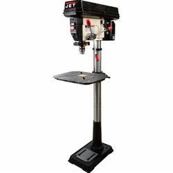 Product: JET Floor Drill Press — 17in , 16 Speeds, 3/4 HP