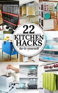 22 Kitchen Hacks And Tips Kitchen Organization Hacks