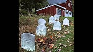 Halloween Deko Außen : au en halloween garten ideen youtube ~ Jslefanu.com Haus und Dekorationen