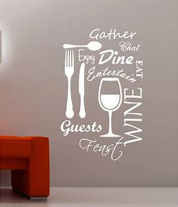 Wall art designs kitchen decor quotes